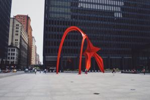 Federal Building, Chicago: September 2016